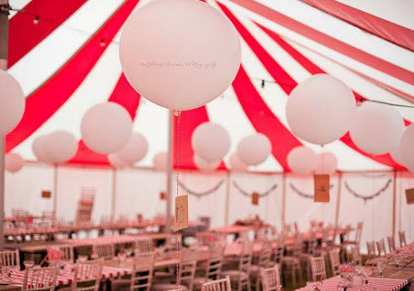 Circus & Carnival Decor Ideas for Your Marquee
