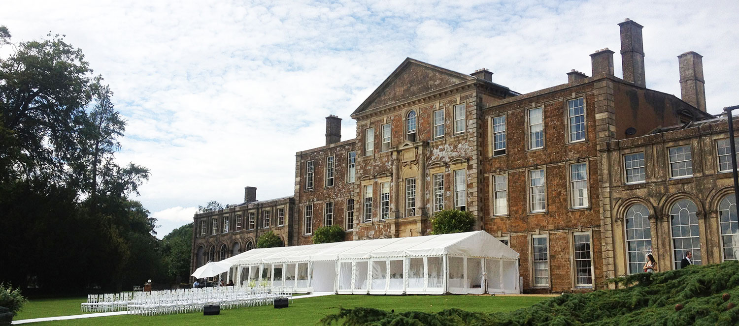 Outdoor Wedding & Marquee Hire